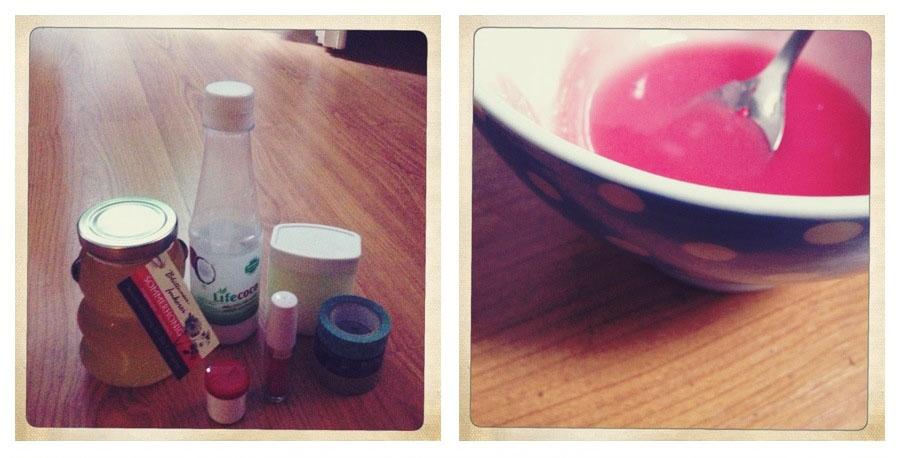 DIY-Lippenbalsam